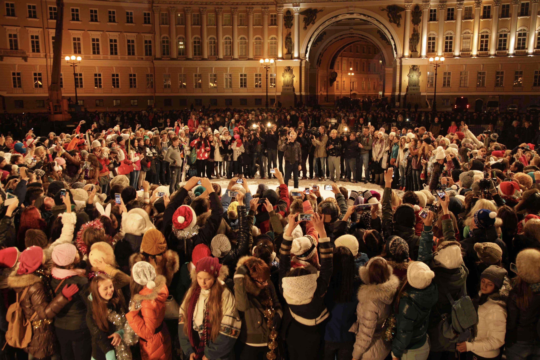 Где встретить Новый год в Санкт-Петербурге? Лучшие места Питера