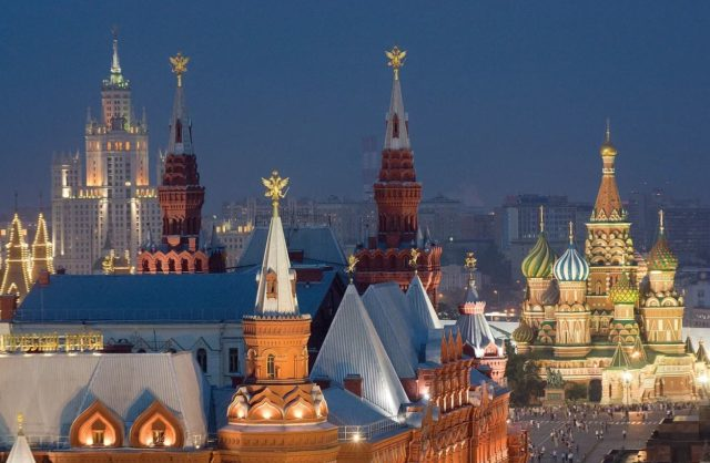 Новый год в Москве: инструкция, как отметить