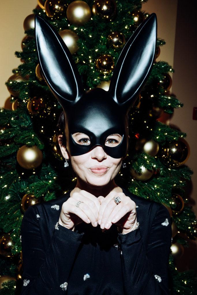 Яна Рудковская, Федор Бондарчук, Светлана Ходченкова на Black & White Gala. New Year`s Eve 2019