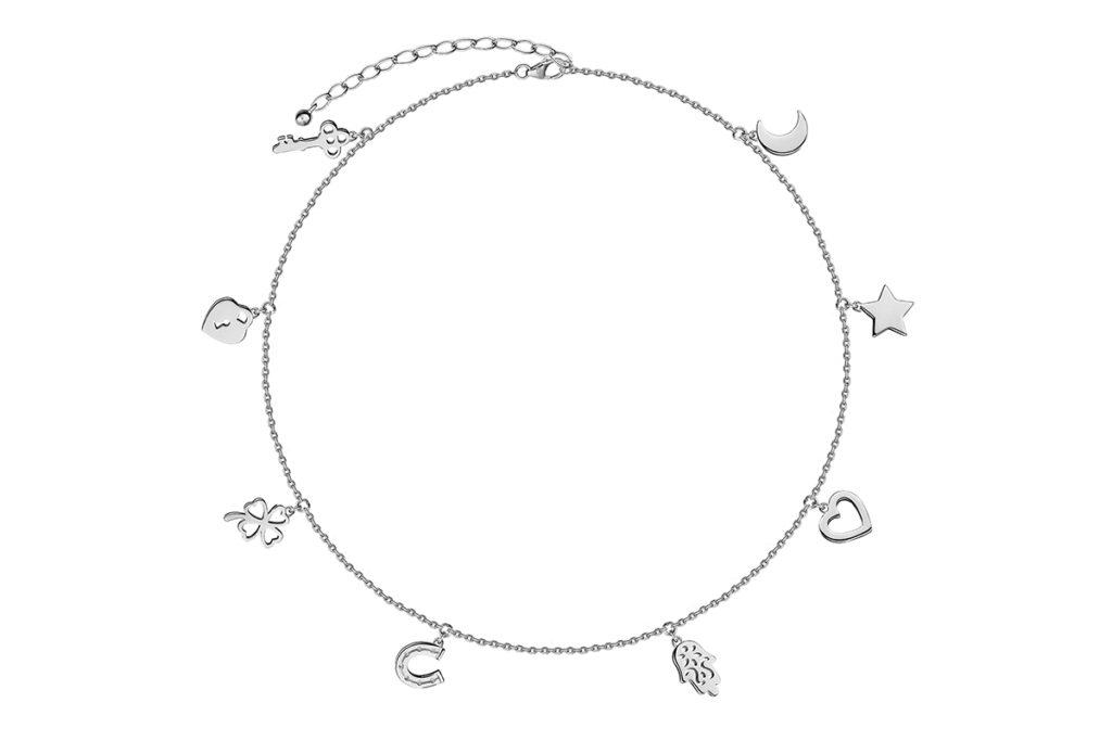 Ожерелье символы WANNA?BE!, 5900 р.
