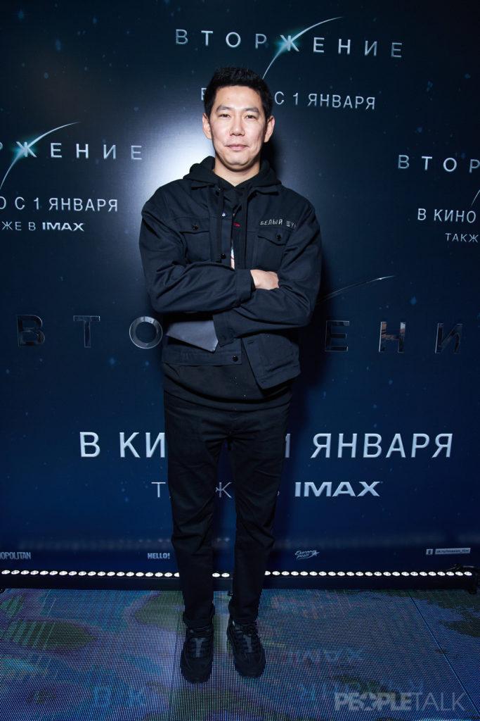 Евгений Сангаджиев