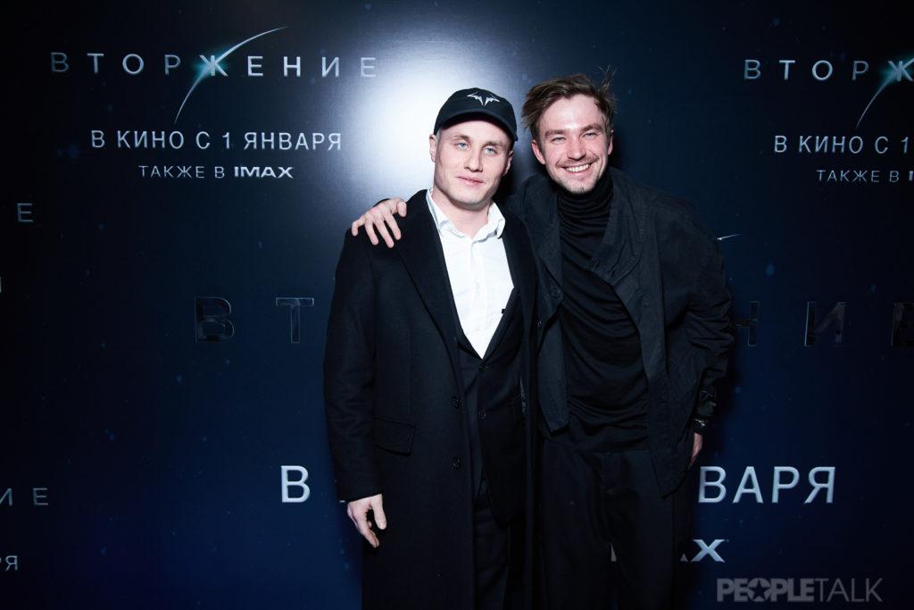 Никита Кукушкин и Александр Петров