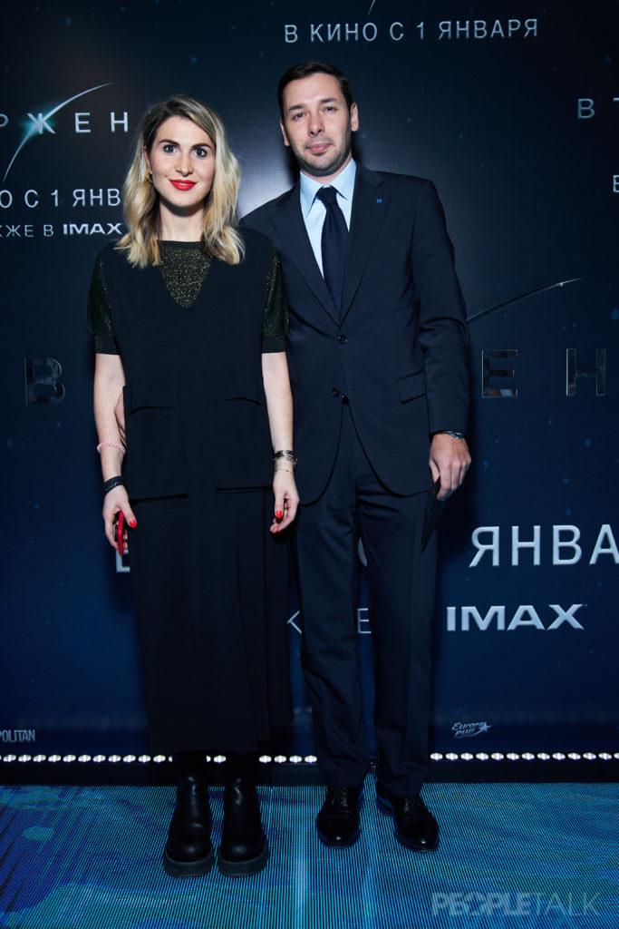 Лаура Джугелия и Михаил Юрчук