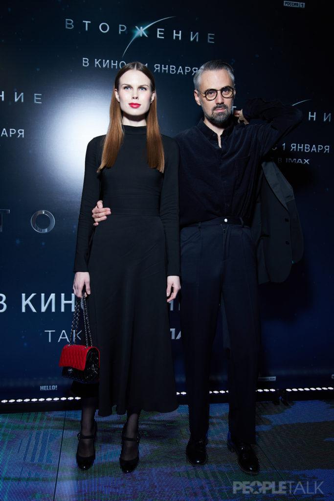 Александра Ревенко и Антон Севидов