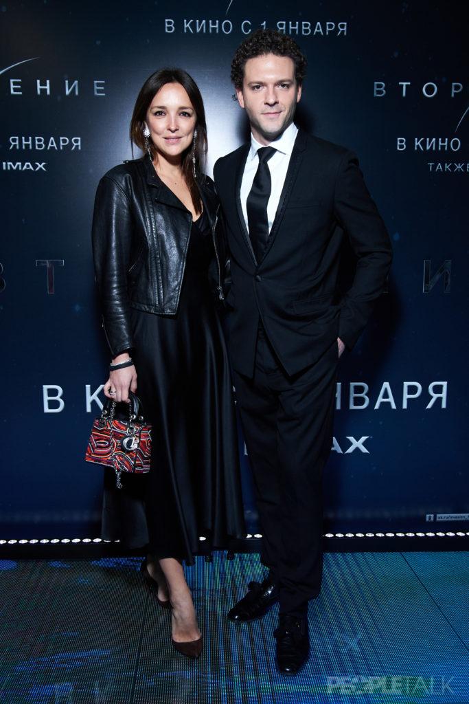 Алина и Константин Крюковы