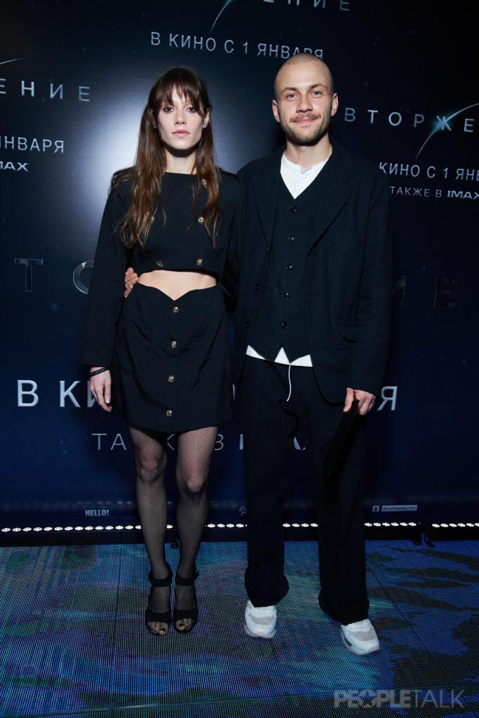 Ирина Мартыненко и Михаил Хасая