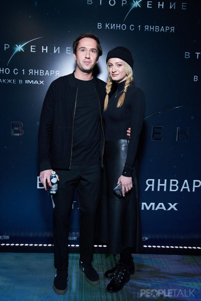 Егор Корешков и Полина Максимова