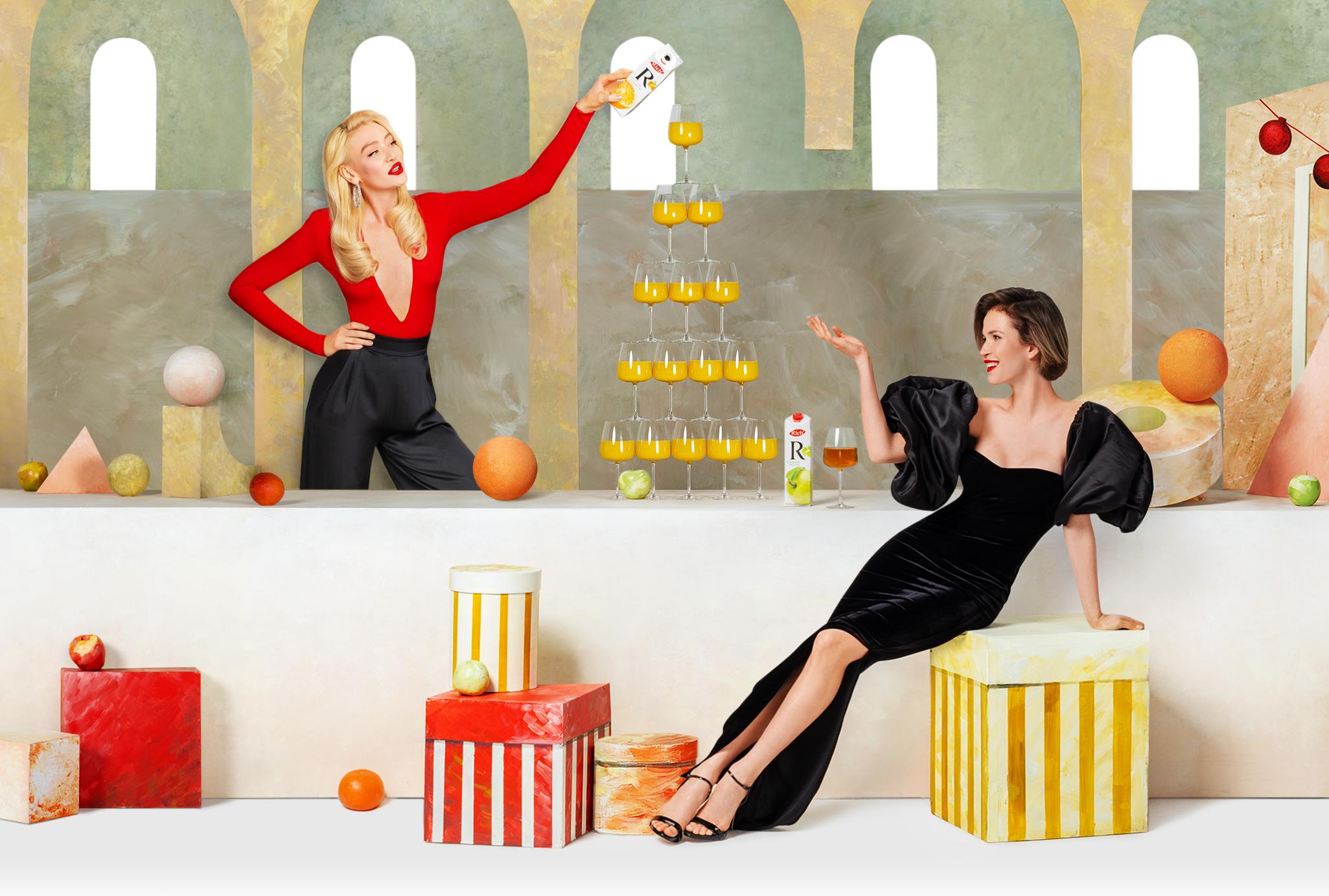 К Новому году: Елена Темникова, Мария Миногарова и другие звезды рассказывают, как сделать праздник незабываемым