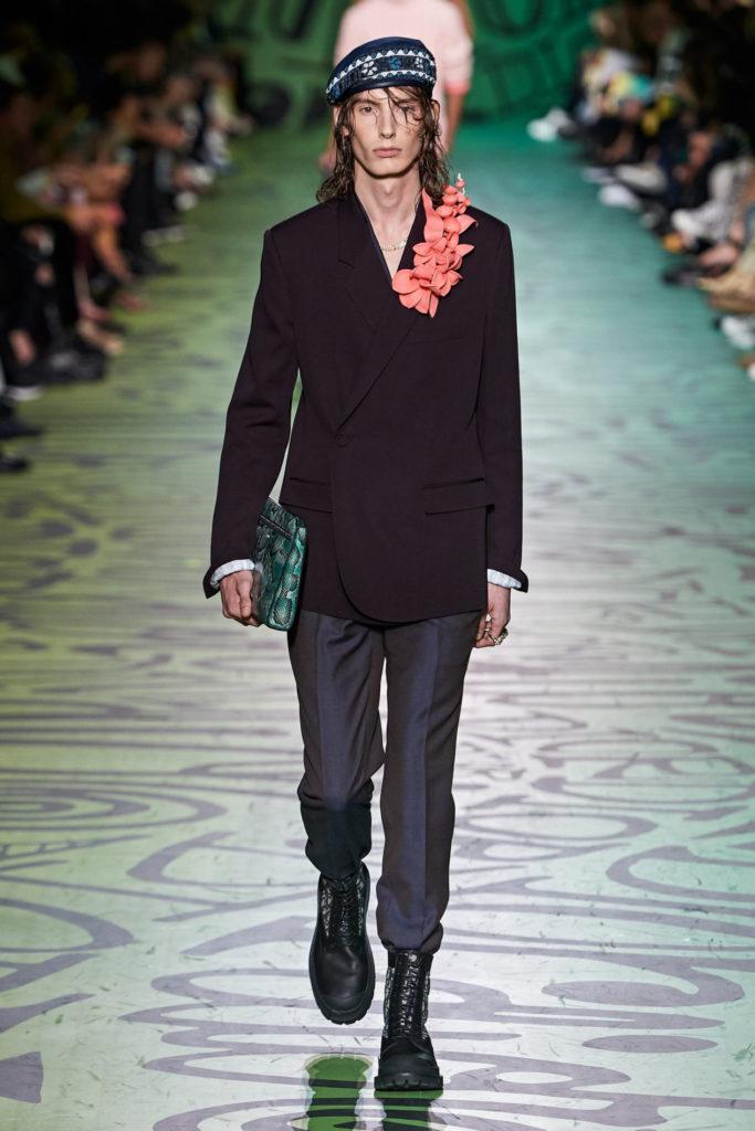 Ким Кардашьян, Кейт Мосс, Дэвид Бекхэм и другие: как прошел показ Dior Men 2020?