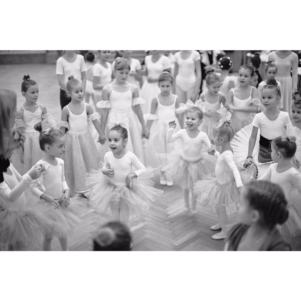 Балетная школа @isadoraballet