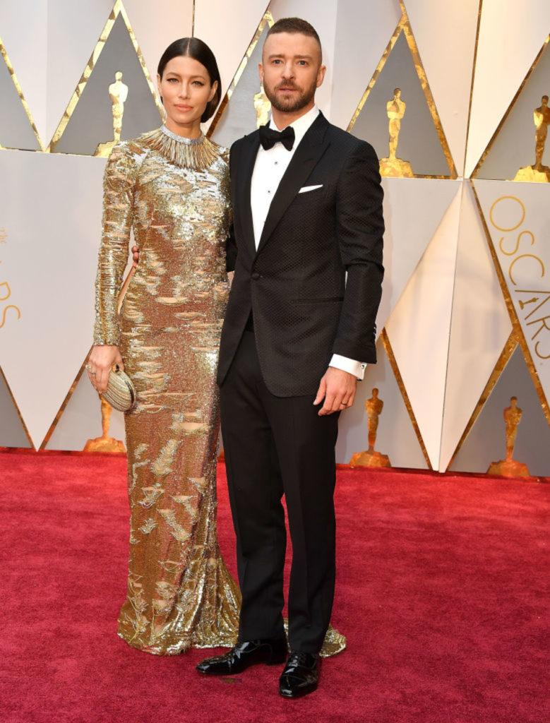 Джессика Бил и Джастин Тимберлейк (женаты с 2012 года)