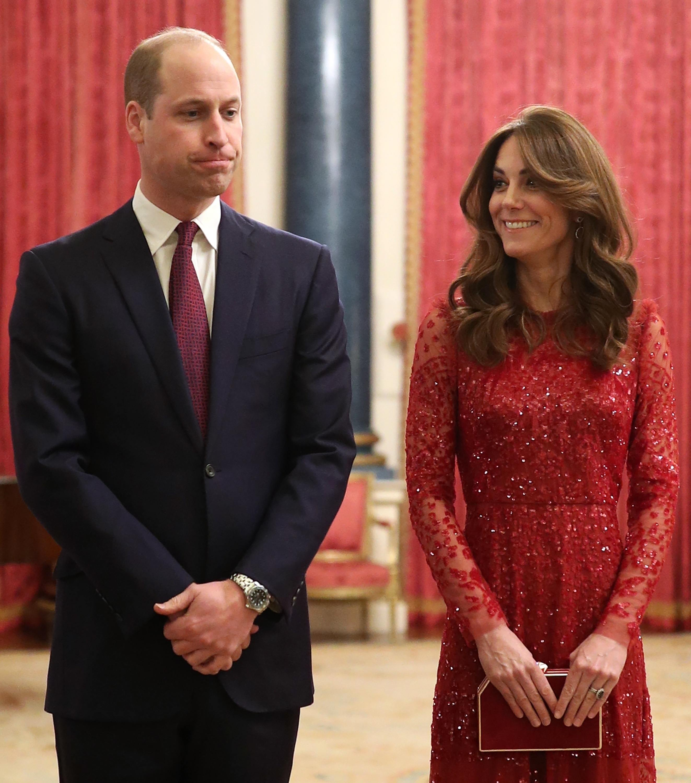 Принц Уильям и Кейт Миддлтон (фото: Legion-media)