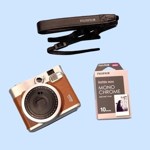 Фотоаппарат Instax Mini 90 Gift Box Brown, 9 990 р. (Репсублика)