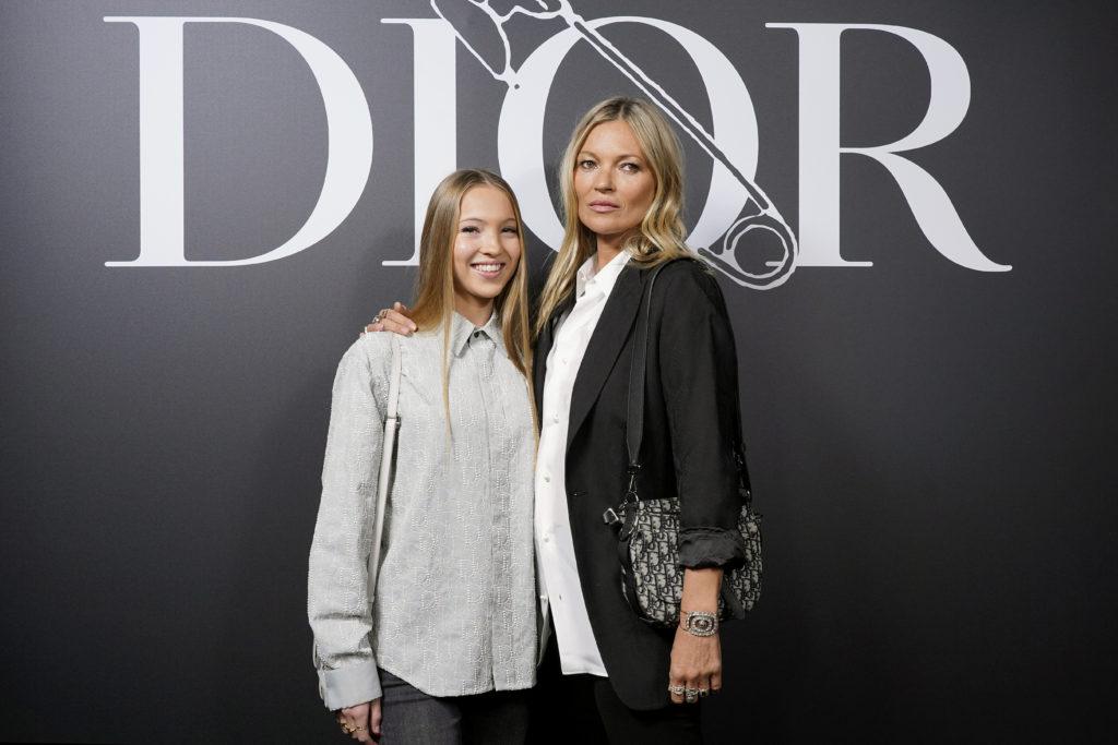 Дочь Лило и Кейт Мосс