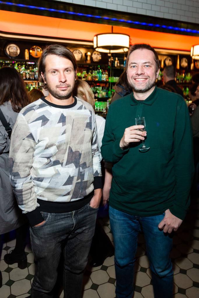Кирилл Сорокин и Вадим Рутковский