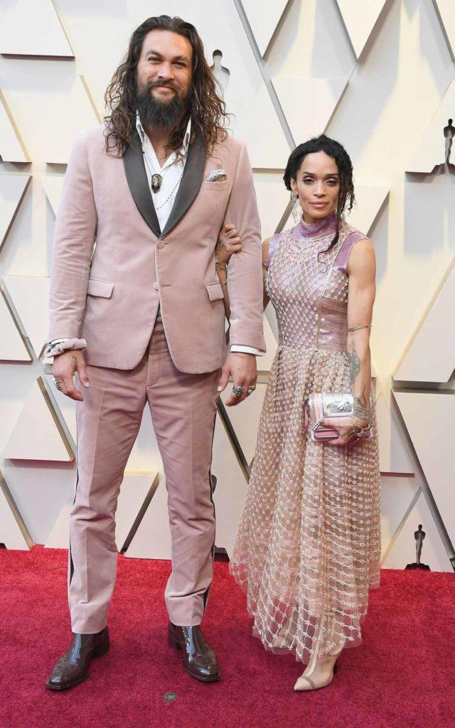 Джейсон Момоа и Лиза Боне (женаты с 2017 года)