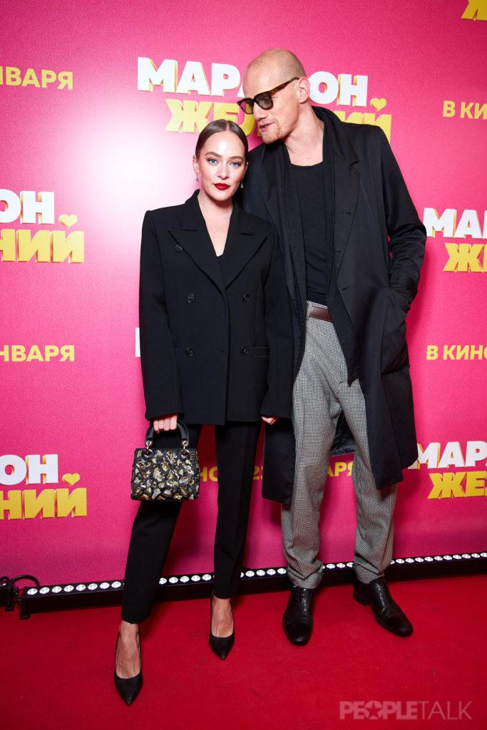 Аглая Тарасова и Юрий Колокольников