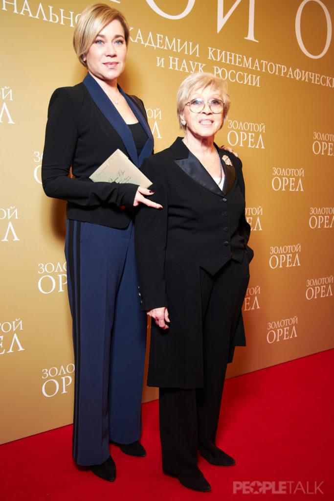Варвара Владимирова и Алиса Фрейндлих