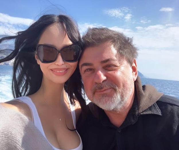 Дарина Эрвин и Александр Цекало