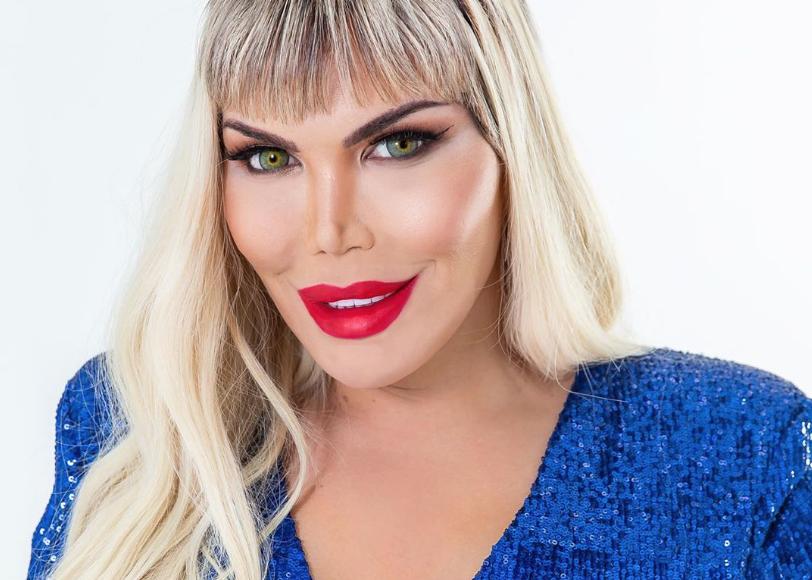 «Живой Кен» стал Барби и объявил себя женщиной-трансгендером