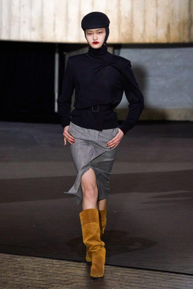 Показ Roland Mouret на Неделе моды в Лондоне15