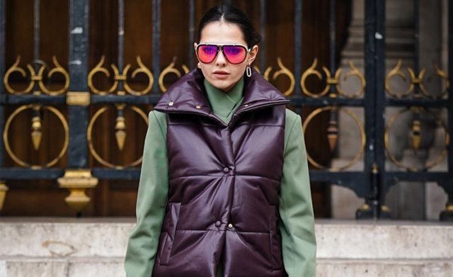 На прикладі зірок стритстайла: як одягатися в лютому