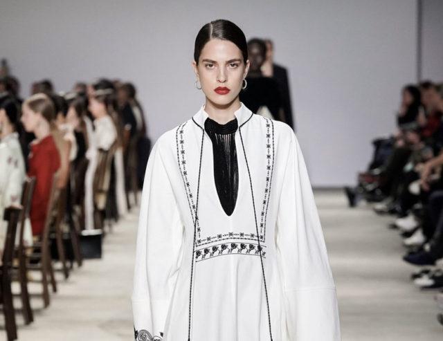 Показ Jil Sander на Тижні моди в Мілані