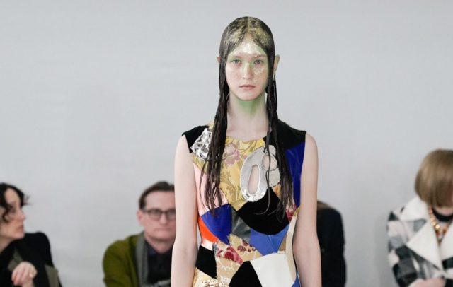 Показ Marni на Тижні моди в Мілані