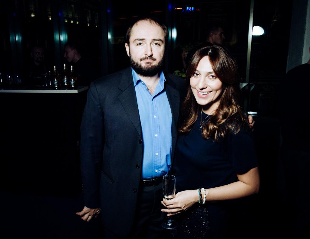 Александр и Анна Михалевские
