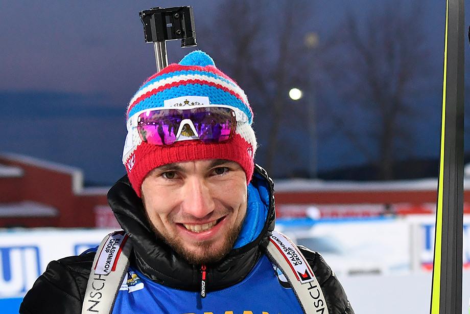Стала известна сумма премиальных биатлониста Александра Логинова на ЧМ - 46,5 тысяч евро