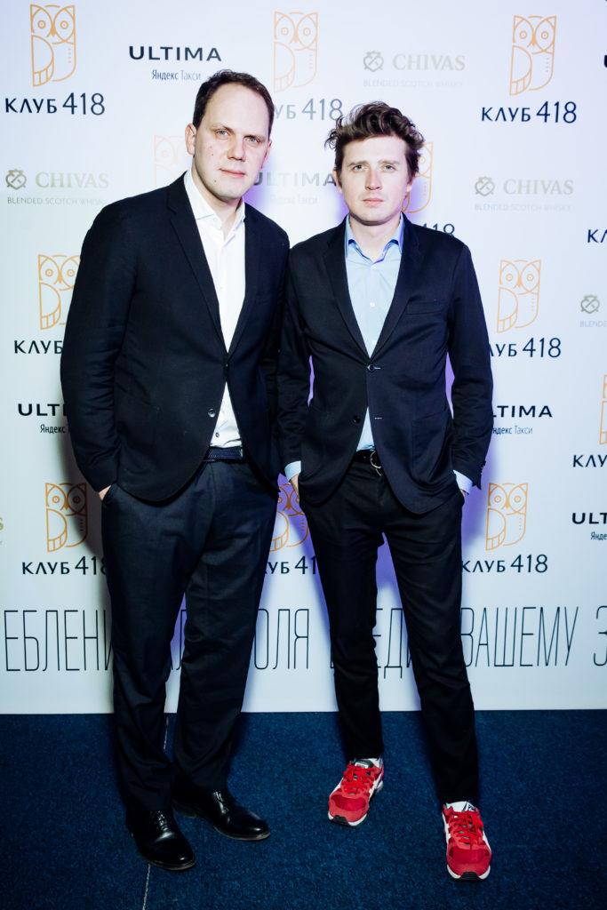 Антон Желнов и Денис Катаев