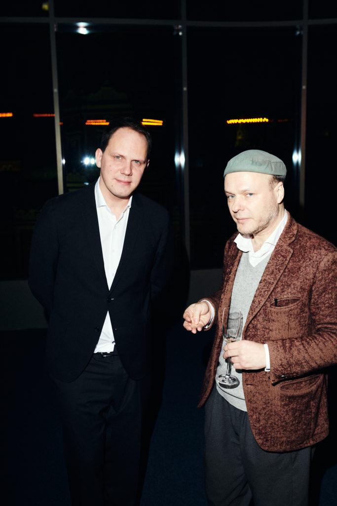 Антон Желнов и Глеб Смирнов