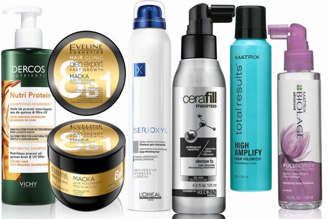 Лайфхаки экспертов: как скрыть тонкие волосы, морщины и прыщи на лице6