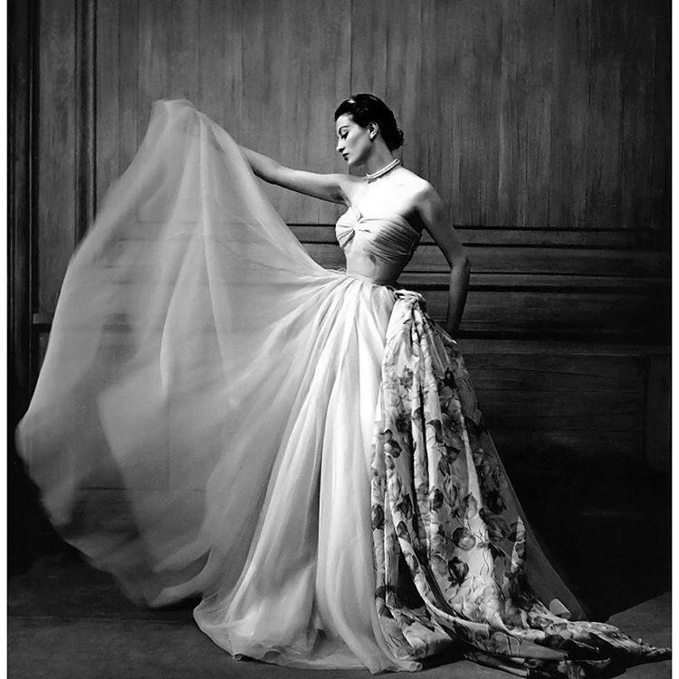 Capucine, 1954