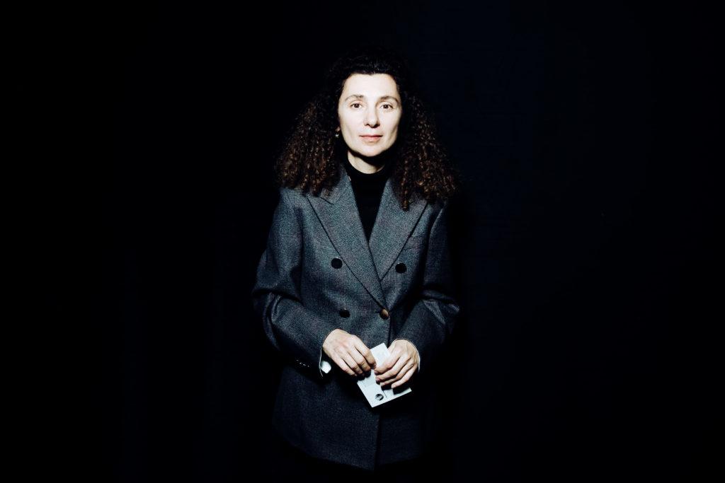 Елена Стафьева
