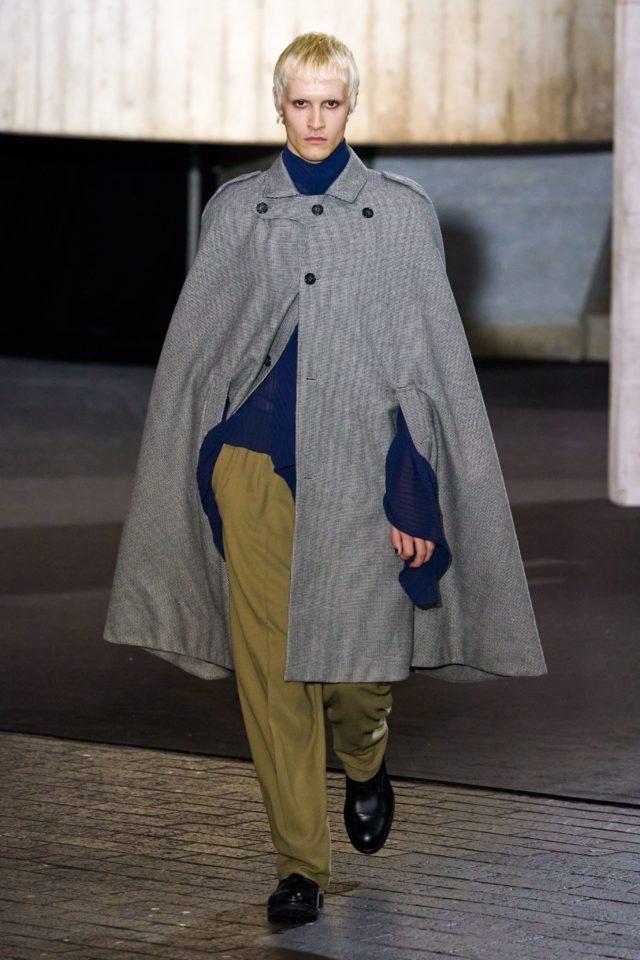 Показ Roland Mouret на Неделе моды в Лондоне7