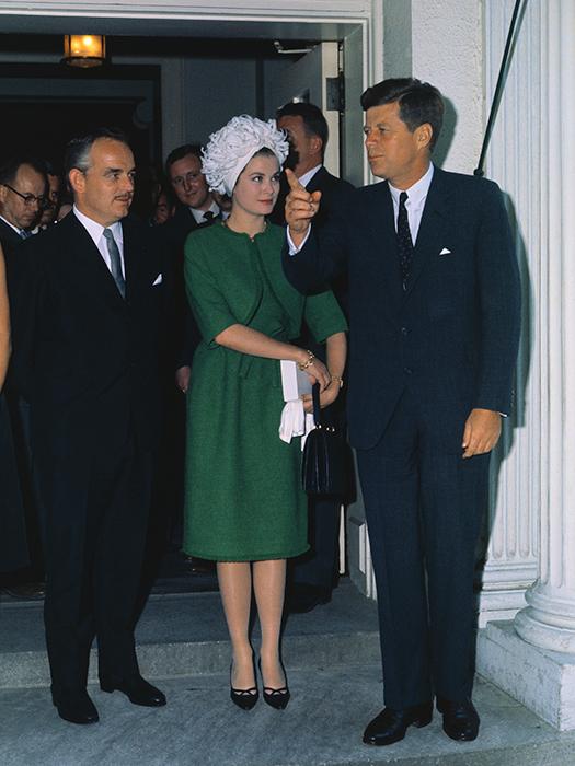 Грейс Келли, 1961 год