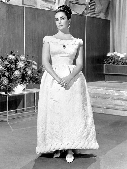 Элизабетт Тейлор, 1963 год