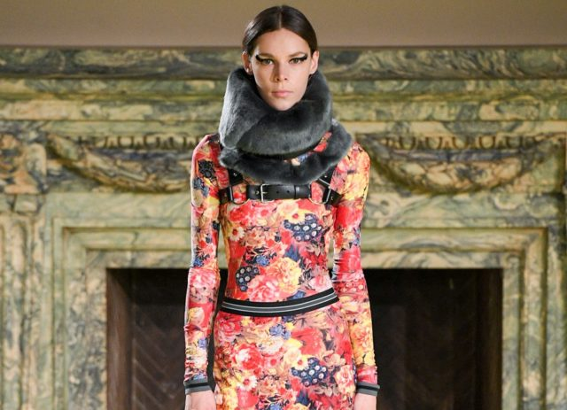 Показ Vera Wang на Тижні моди в Нью-Йорку