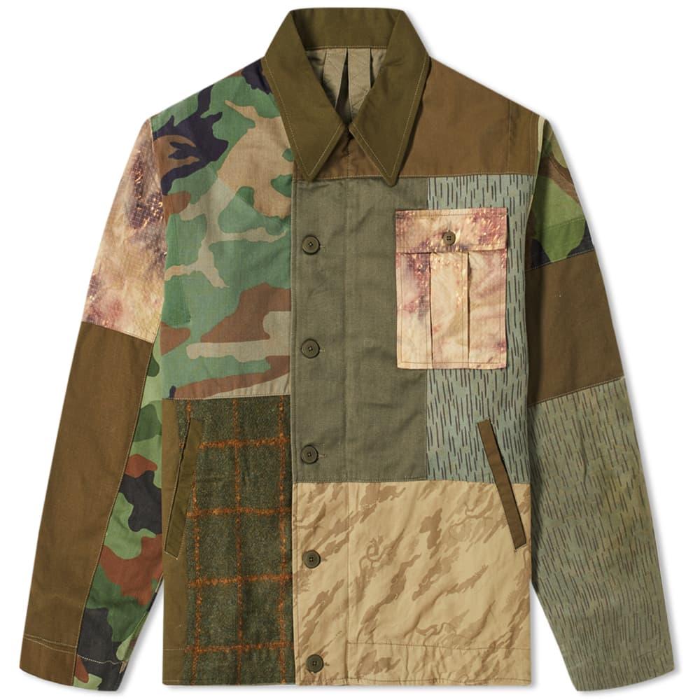 Куртка Maharishi Military, 36100 P. (endclothing.com)