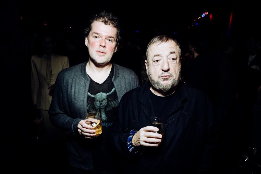 Максим Семеляк и Павел Лунгин