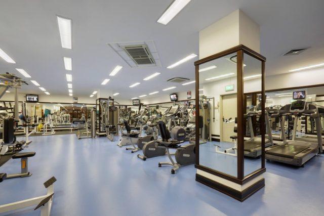 Круглосуточные салоны красоты и фитнес-клубы Москвы - полный список на PEOPLETALK35