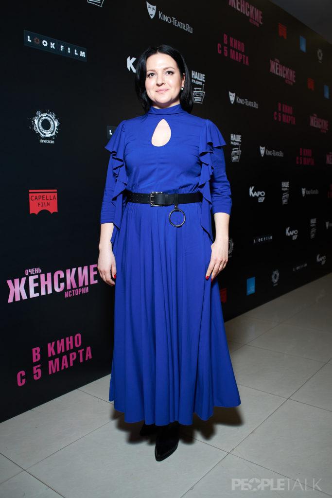 Оксана Михеева
