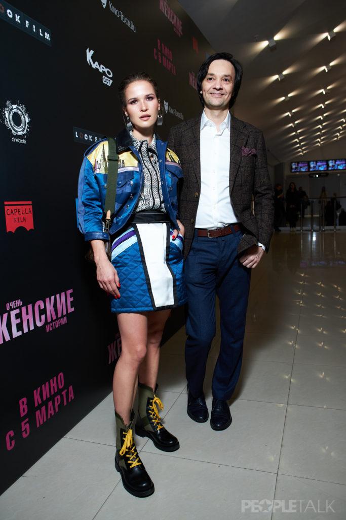 Лукерья Ильяшенко и Александр Маленков