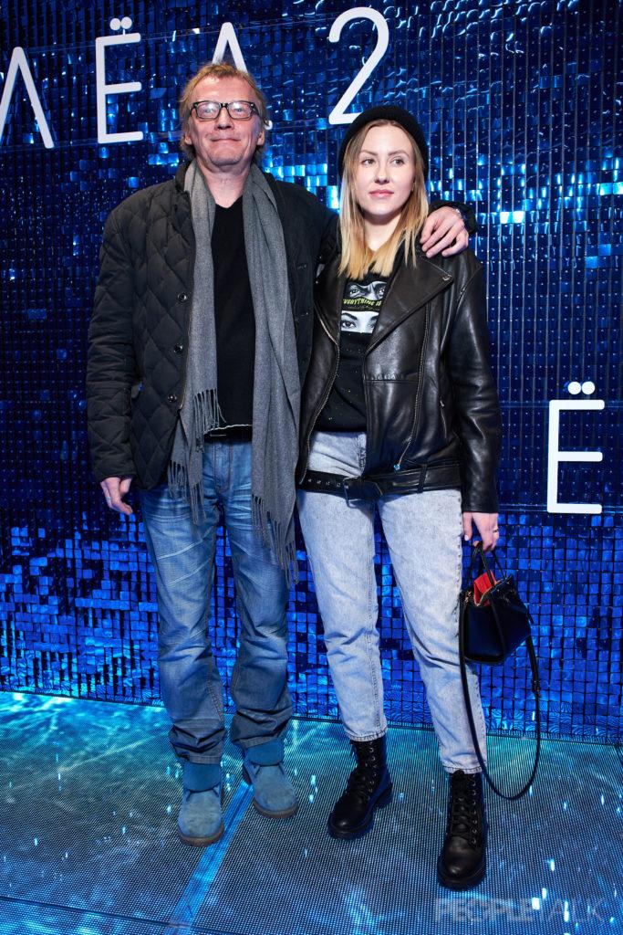 Алексей и Мария Серебряковы