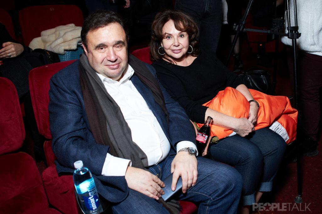 Александр и Марина Раппопорт