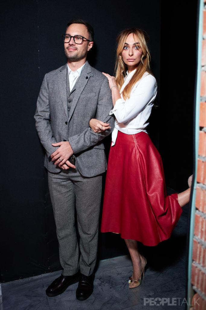 Евгений Бороденко и Екатерина Варнава