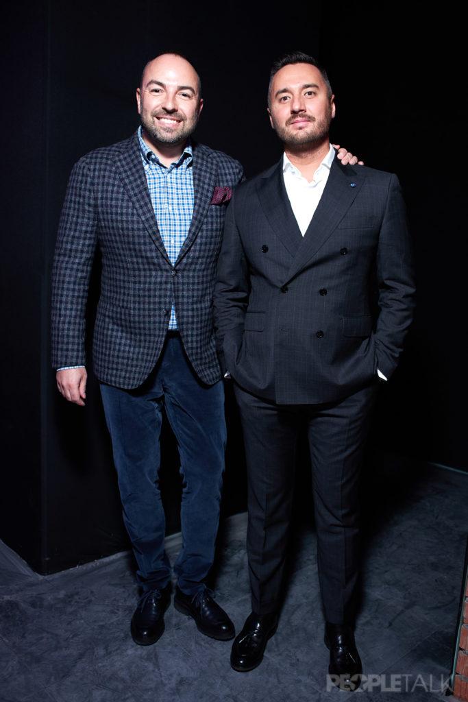 Дмитрий Дудинский и Кычаков Алексей
