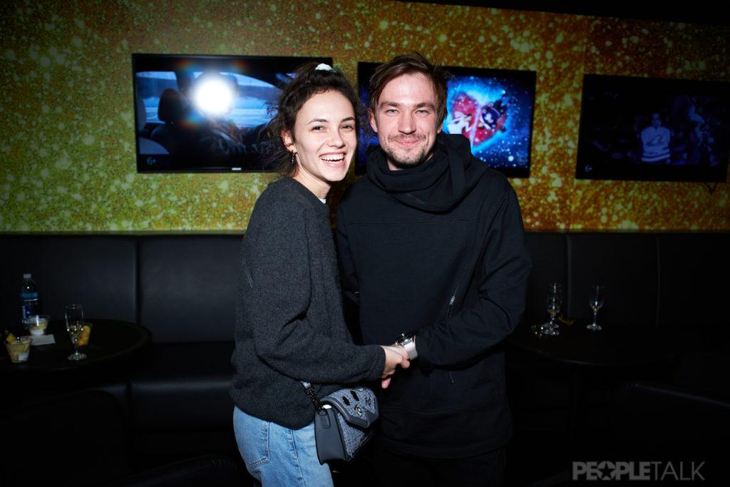 Стася Милославская и Александр Петров