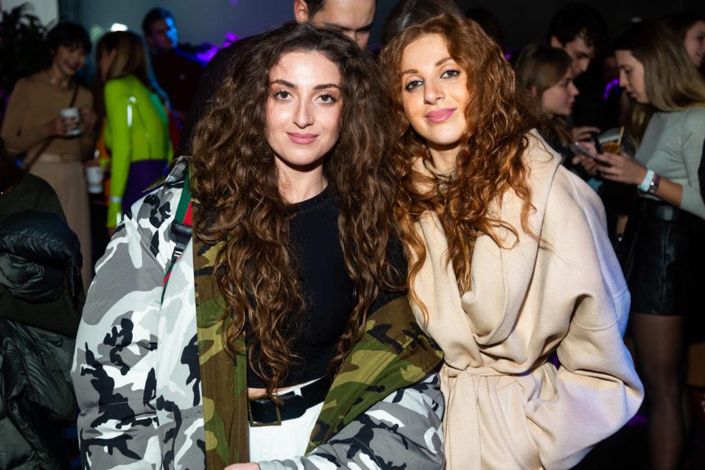 Сандра и Моника Абнер
